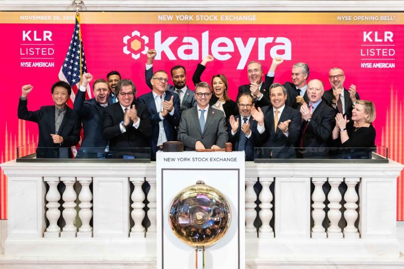 Kaleyra debutta in Borsa a Wall Street con il Ticker KLR (KLR:NYSE)